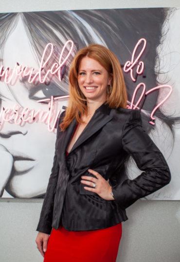 Megan Driscoll, CEO