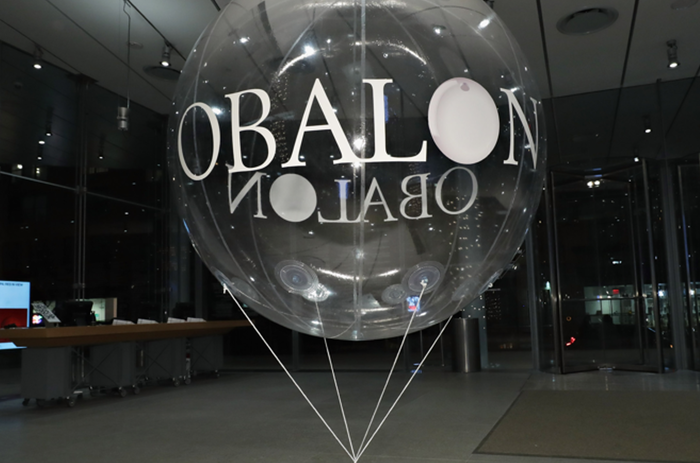 Obalon Balloon at our Whitney Museum takeover event