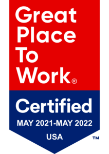 Great Place To Work Certification 2021
