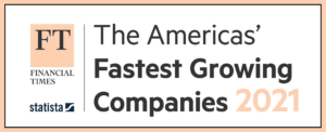 Financial Times Fastest Growing Companies 2021